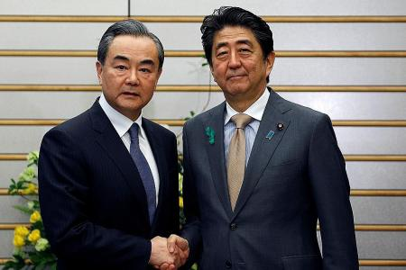 China, Japan vow 'new starting point' in ties