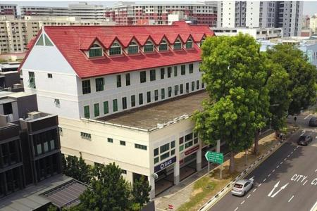 Choon Kim House in Upper Serangoon Road up for collective sale