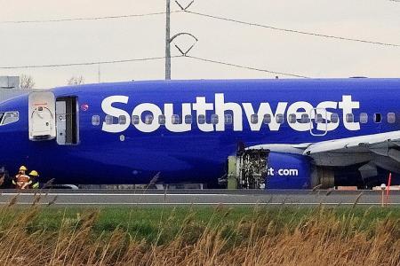 Passengers describe Southwest Airlines mid-air horror