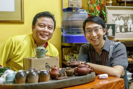 Growing passion for Chinese tea among younger generation in Singapore
