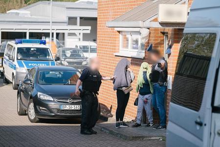 German crime ring smashed in biggest vice raid