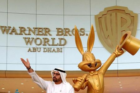 Warner Brothers park to open on July 25