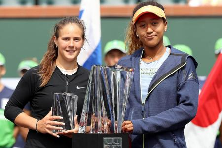 Melissa Pine: Clay-court season showing promise