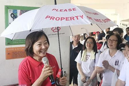 Singaporeans do their part for Earth Day