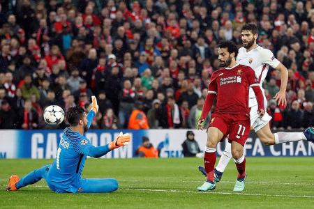 Richard Buxton: Reds need Salah on the field
