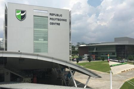 Republic Poly admits it could have picked up discrepancies earlier