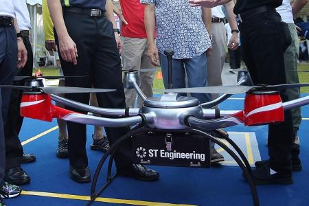 CAAS proposes changes to law governing drone use