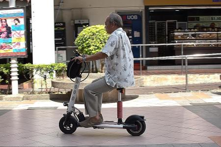 More mobility scooters on the streets