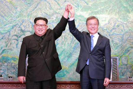 Trump can have Nobel Peace Prize, says S. Korean president
