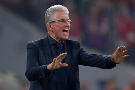 Heynckes calls on ref to be strong