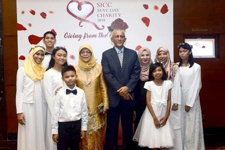 SICC raises $1m for charity