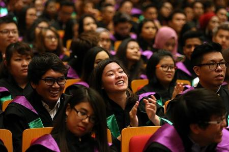 Ministers stress need for lifelong learning at graduation ceremonies