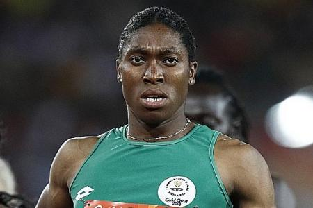 Semenya breaks national 1500m record in Diamond League opener