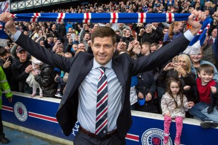 Gerrard's Rangers move a gamble for both sides