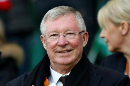 Football unites in wishing Fergie well after brain surgery