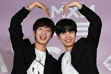 Local fanboy 'isn't afraid of showing his love' for K-pop duo MXM