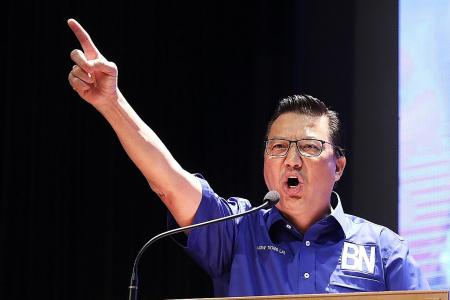 Reject hate politics, says MCA president after video makes rounds