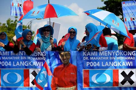 Mahathir: PAS to blame for Muslim dissent in Malaysia