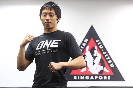 Martial arts kickstarted his life