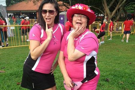Mothers beat breast cancer with support from BCF