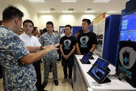 Mindef goes digital at inaugural event to encourage innovation