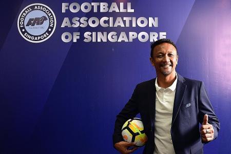 Fandi wants to fix Lions' lack of desire