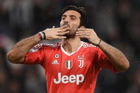 Buffon to play last match for Juventus