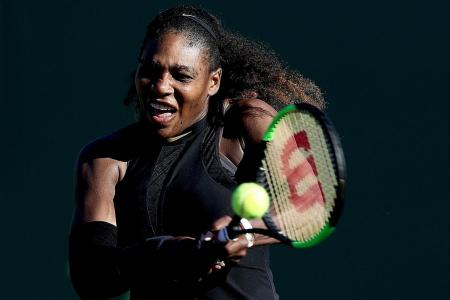 Melissa Pine: Paris awaits Serena Williams