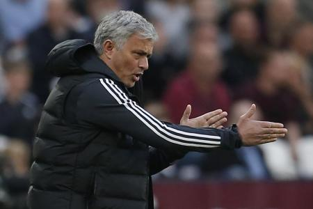FA Cup final won't define Man United's season: Mourinho