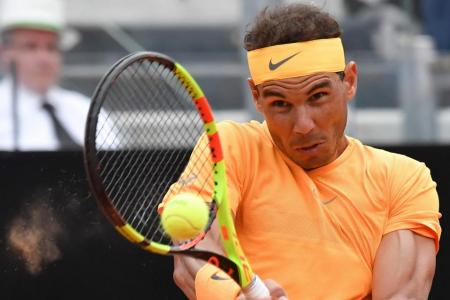 Nadal sets up semi-final date with Djokovic