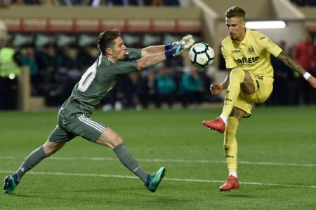 Zidane's son Luca makes debut for Real