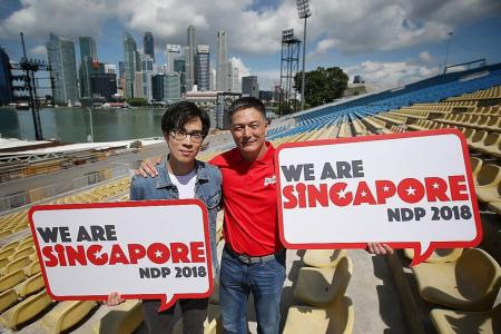 We Are Singapore song gets update for NDP 2018