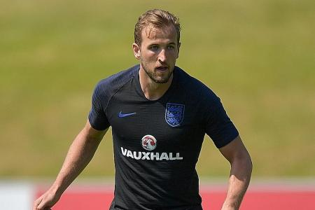 Kane named England captain