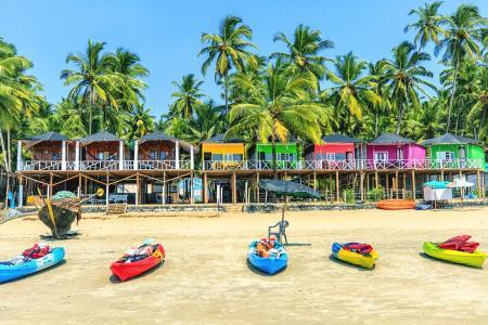 Escape to a tropical seaside getaway