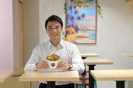 "Aloha Poke gets an 'A' for hygiene after ""spider in poke bowl"" case"