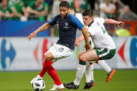 France among World Cup favourites: Ireland coach