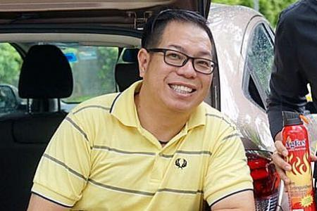 Private-hire driver who wins SCDF awards keeps first-aid kit in car