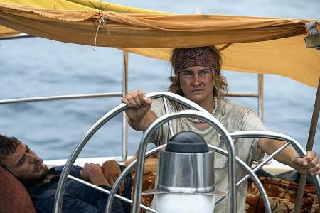Shailene Woodley battles open seas, extreme hunger filming Adrift