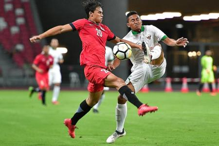 FAS to appeal for Young Lions to be in Asian Games list