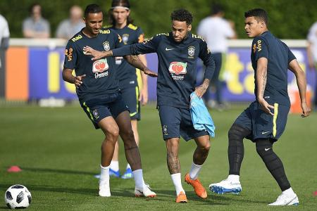 Neil Humphreys: It's not just about you, Neymar