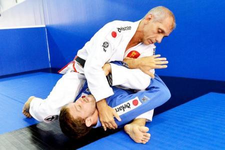 Great potential for Brazilian jiu-jitsu in the region, says guru