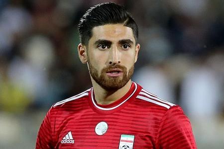 Asia's form team Iran add firepower