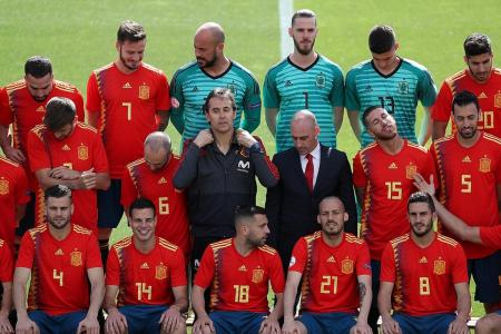 New challenges for Spain's old faces