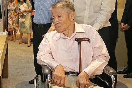 Former minister and PAP Old Guard leader Jek Yeun Thong dies at 87