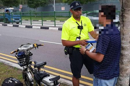 322 errant PMD users caught since law kicked in on May 1