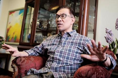 Non-Muslims have right to take part in any debate on laws: Anwar
