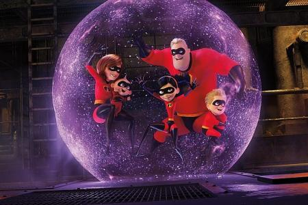 Brad Bird goes back to basics with Incredibles 2 after 14 years