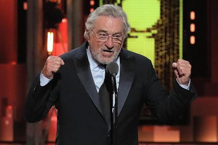 Trump calls De Niro 'very low IQ individual' for Tony Awards outburst