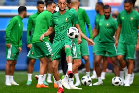 Morocco happy to be Dutch representatives at World Cup