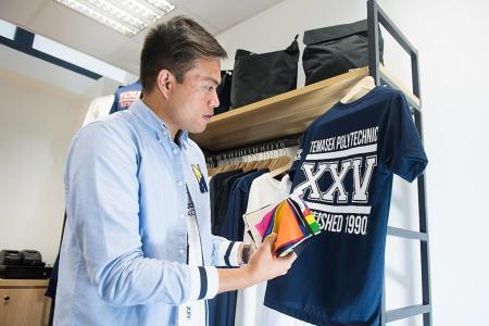 TP student starts successful fashion brand
